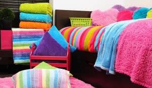 quarto toalhas