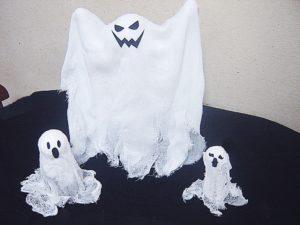 Como Fazer Fantasmas de Morim