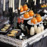 Decoração de Mesa Fácil para o Halloween
