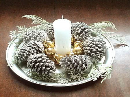 pinhas natalinas