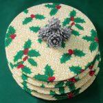 Como Costurar Capa para Sousplat, ou Sous-Plat