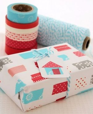 pacote pedaços washi
