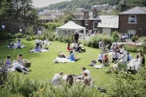 picnic jardim