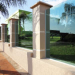 Muros de Vidro para Casas e Edifícios