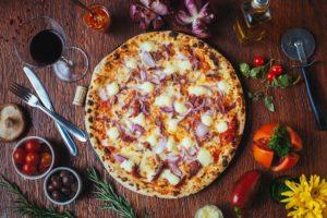 Como Organizar uma Noite de Pizzas em Casa
