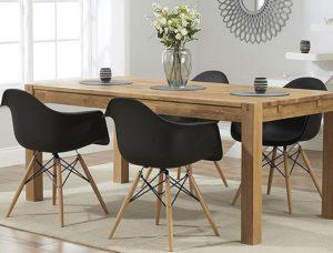 Como Escolher Cadeiras para a Sala de Jantar