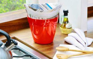 Alternativa aos Sacos de Lixo e aos Saquinhos Plásticos de Hortifruti
