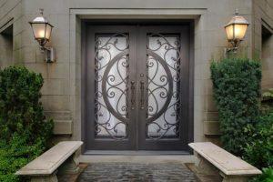 Portas de Ferro ou Aço no Projeto Arquitetônico