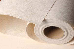 Papel de Parede Feito de Materiais Sustentáveis ou Reciclados