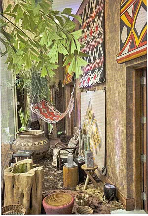 objetos indígenas