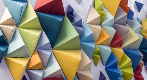Painéis Geométricos para Decoração