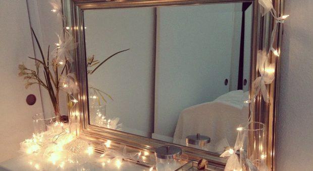 Luzes de Natal para Decoração de Interior
