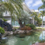 Entrada de hotéis – paisagismo e plantas