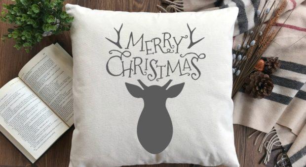 Um Toque de Natal com Mantas e Almofadas