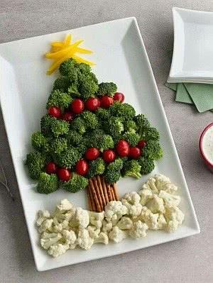 saladas e petiscos