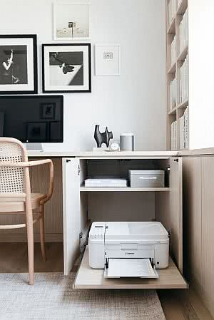 home office compartilhado